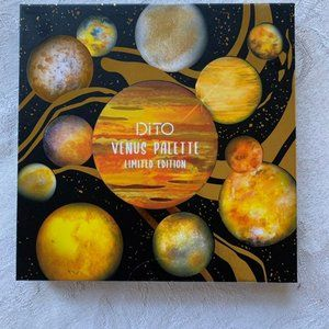 Dito Venus Palette limited edition - brand new never opened